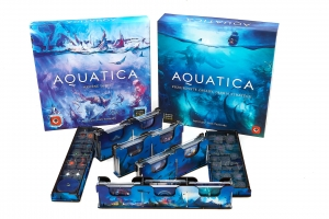e-Raptor Insert Aquatica  UV Print + expansion