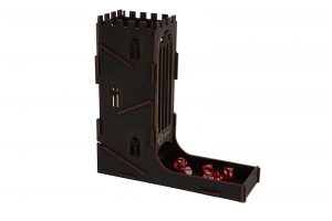e-Raptor Dice Tower - Castle Black