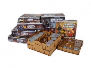 e-Raptor Insert Star Wars : Imperial Assault + expansions