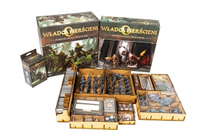 e-Raptor Insert The Lord of the Rings: Journeys in Middle-earth + expansions